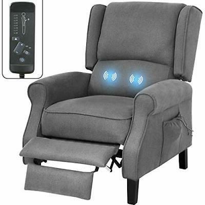 Recliner Chair Massage Recliner Winback Reclining Chair Home