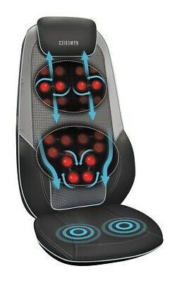 HoMedics Shiatsu Max 2.0 Back & Shoulder Massager + Heat Mas