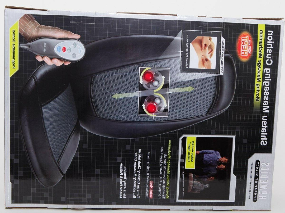Homedics Therapist Select Massaging for