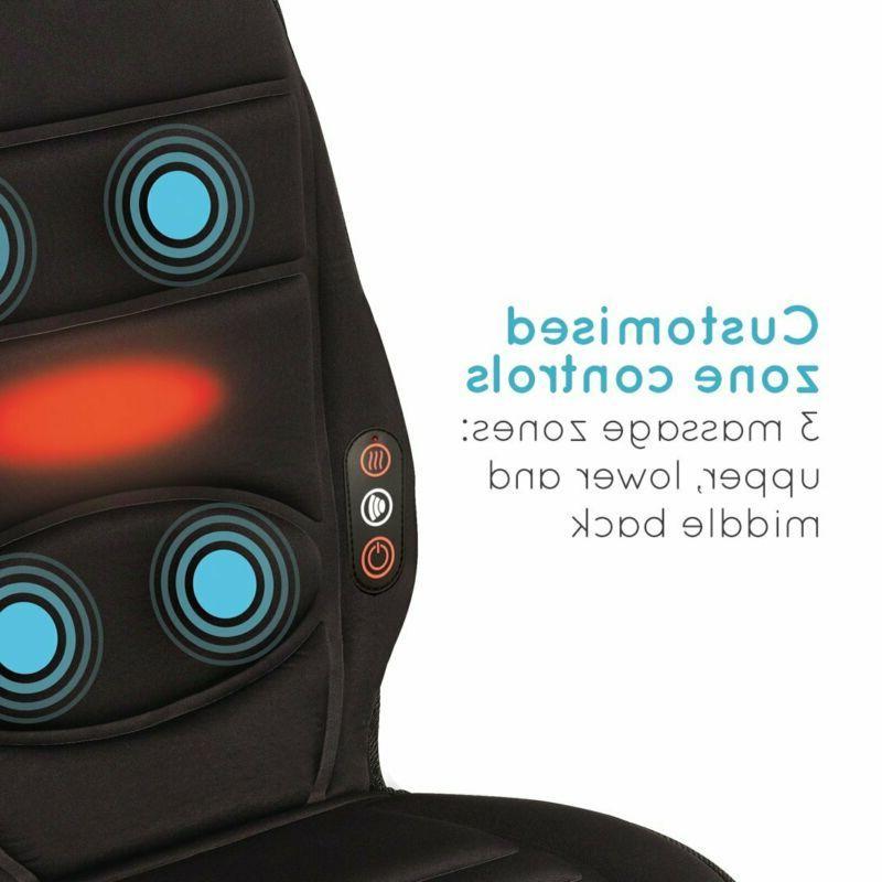 HoMedics Vibrating Car Seat Massage Chair Vibration Cover,