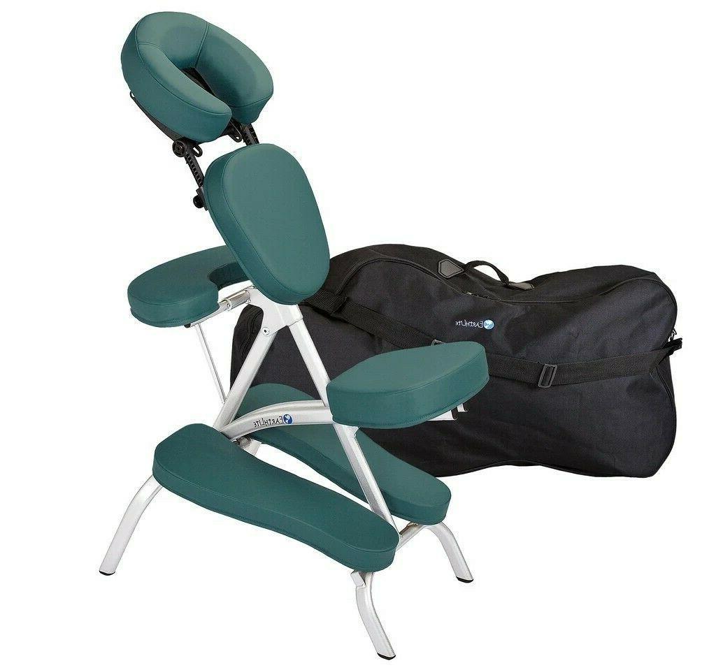vortex lightweight portable massage chair package ns