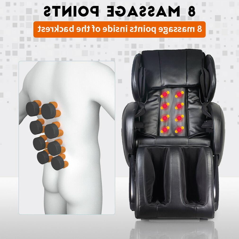 Zero Electric Shiatsu Massage Chair EC61