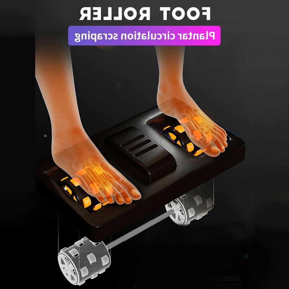 Zero Gravity Recliner Heat Foot