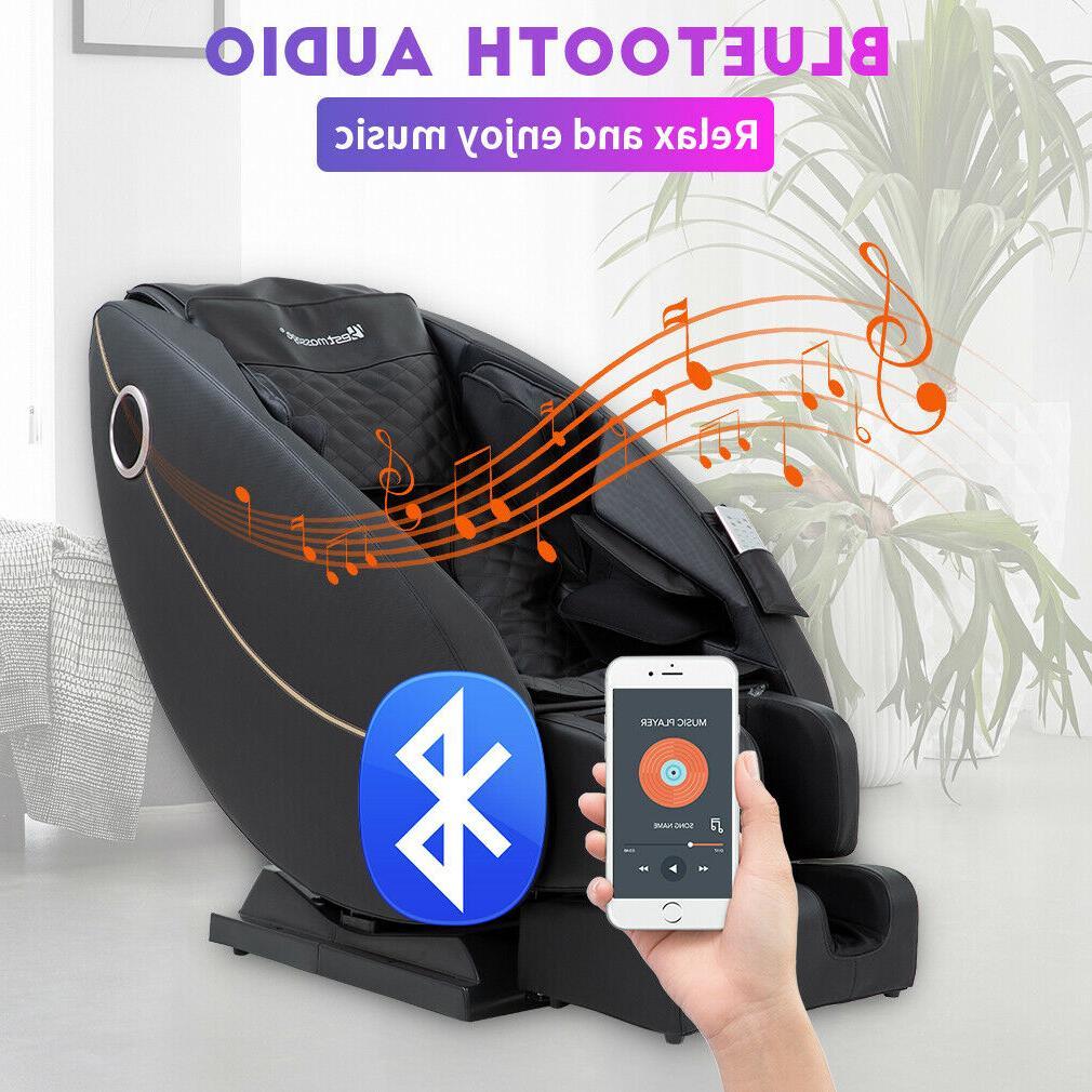 Zero Gravity Electric Massage Recliner