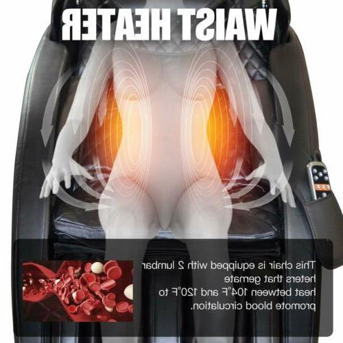 OOTORI Zero Massage Chair, Full Body SL Recliner