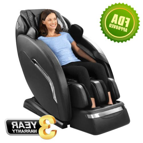 zero gravity massage chair 3d full body