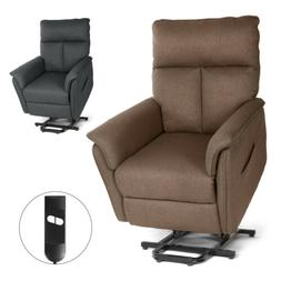 Extra Wide Massage Recliner Chair Heat Vibrate Lounge Sofa 3