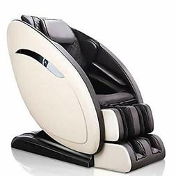 Massage Chair 3-ROW-Footroller from Neck to hip,w/Bluetooth