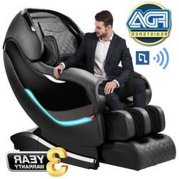 OOTORI Massage Chair,3D SL-Track Thai Yoga Stretching Zero G