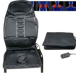 Massage Chair Pad Electric Seat With Heat Office Car Cushion