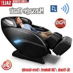 Massage Chair Shiatsu Zero Gravity Full Body Massage Recline