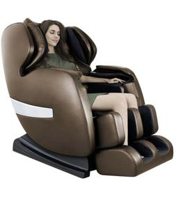 Massage Chair With 3D Robot Hand Deluxe S-Track Zero Gravity