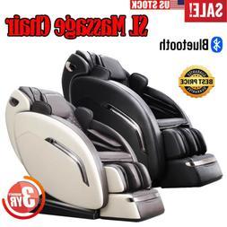 Massage Chair Zero Gravity 3D Full Body SL Track Air Massage