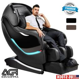 Massage Chair Zero Gravity Full Body Shiatsu SL-Track Thai Y