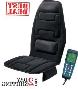 Massage Cushion Heat Back Homedics Chair Home Seat Motor Lum