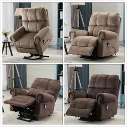 modern Oversize Auto Electric Power Lift Massage Chair Recli