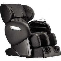 NEW Electric Full Body Shiatsu Massage Chair Foot Roller Zer