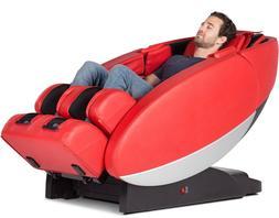 Red Human Touch Novo XT2 Full Body Zero Gravity Massage Chai
