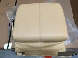OEM Cream Leather HT-125 Massage Chair Seat Pad Cushion by H
