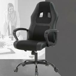 Office Desk Gaming Chair Racing Ergonomic Computer Chair Wit