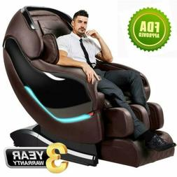 OOTORI Electric Massage Chair Recliner, Zero Gravity SL-Trac