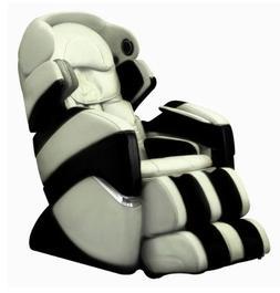 Osaki OS-3D Pro Cyber C Zero Gravity Massage Chair, Cream, H