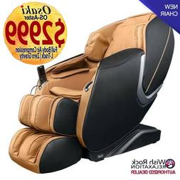 os aster sl track massage chair w