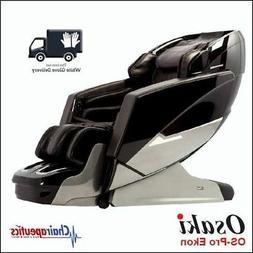 Osaki OS-Pro Ekon Black L-track  Zero-G Heat Massage Chair W