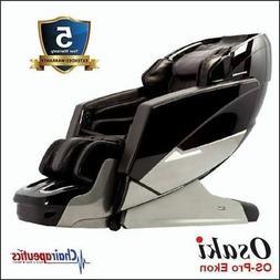 Osaki OS-Pro Ekon Black L-track  Zero-G Heat 3D Massage Chai
