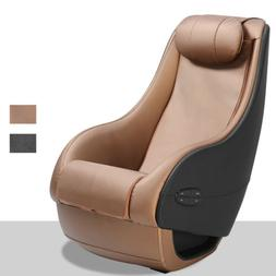 OTO Full Body Massage Chair Deluxe PU Curved Recliner Video