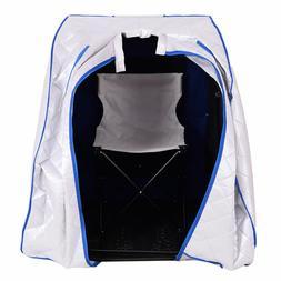 Portable Far Infrared Sauna Dry Spa Full Body Massage Detox