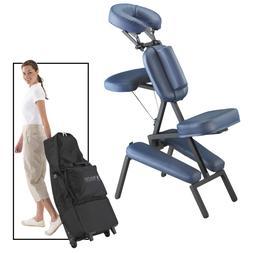 Master Massage Professional Portable Lightweight PU Leather