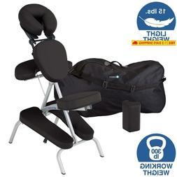 Earthlite Portable Massage Chair Package Vortex - Portable,