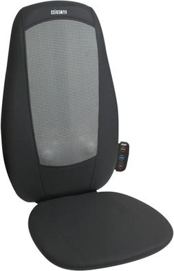HoMedics Shiatsu Back and Shoulder Massager - Adjustable Mas