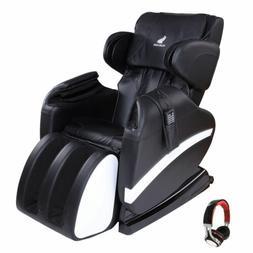 Shiatsu Full Body Massage Chair Recliner Zero Gravity with H