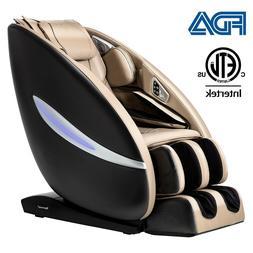 Shiatsu Massage Chair Full Body Recliner Zero Gravity Electr