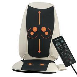 Shiatsu Massage Seat Cushion with Heat Back Massager Chair f