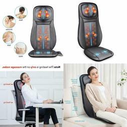 Snailax Shiatsu Neck & Back Massage Cushion Home Massager Ch
