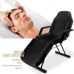 Tattoo Massage Table Beauty Salon Barber Chair SPA Bed Facia