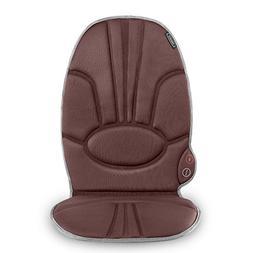 Portable Back Massage Cushion | Heated Vibrating Pad, Multi-