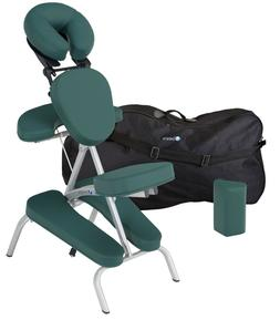 Earthlite Vortex Lightweight Portable Massage Chair Package