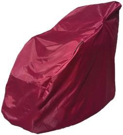 LKXHarleya Waterproof Full Body Shiatsu Massage Chair Cover,