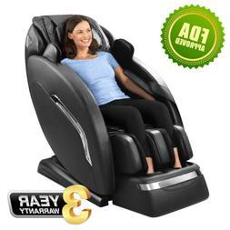 OOTORI Zero Gravity Massage Chair, 3D Full Body SL Track Air