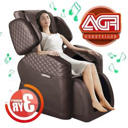 OOTORI Zero Gravity Massage Chair Full Body Recliner Shiatsu