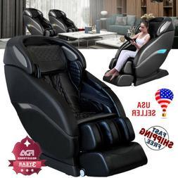 Zero Gravity Massage Chair Full Body Shiatsu Massage Recline