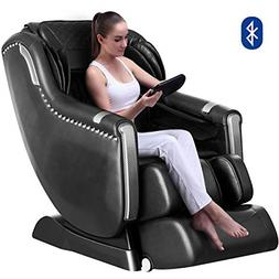 Zero Gravity Massage Chair Recliner SL Track 3D Hand Full Bo